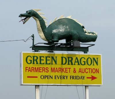 Green Dragon Farmer's Market: My Alternative to Wal-Mart
